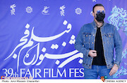 کامبیز دیرباز در سومین روز سی و نهمین جشنواره فیلم فجر