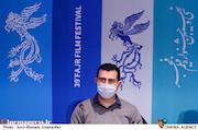 سعید براتی در نشست خبری فیلم سینمایی«تک تیرانداز»
