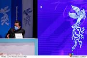 حسن ایوبی در نشست خبری فیلم سینمایی«تک تیرانداز»