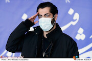نوید پورفرج در چهارمین روز سی و نهمین جشنواره فیلم فجر