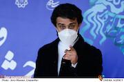وحید رهبانی در چهارمین روز سی و نهمین جشنواره فیلم فجر