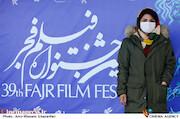 ندا کوهی در چهارمین روز سی و نهمین جشنواره فیلم فجر