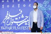 محمدرضا شفاه در چهارمین روز سی و نهمین جشنواره فیلم فجر