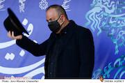 علی اوجی در پنجمین روز سی و نهمین جشنواره فیلم فجر