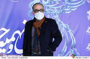 روح الله حجازی در پنجمین روز سی و نهمین جشنواره فیلم فجر