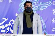 سهیل دانش اشراقی در پنجمین روز سی و نهمین جشنواره فیلم فجر