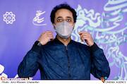 مرتضی نجفی در پنجمین روز سی و نهمین جشنواره فیلم فجر