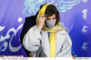 سارا بهرامی در پنجمین روز سی و نهمین جشنواره فیلم فجر