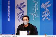 مرتضی نجفی در نشست خبری فیلم سینمایی«روشن»