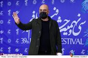 مهدی کوشکی در ششمین روز سی و نهمین جشنواره فیلم فجر