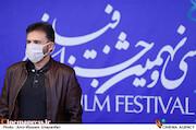 سیدجواد هاشمی در ششمین روز سی و نهمین جشنواره فیلم فجر