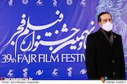 بازید حسین انتظامی از سی و نهمین جشنواره فیلم فجر