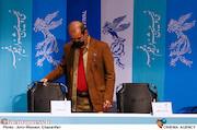 محسن قصابیان در نشست خبری فیلم سینمایی«منصور»