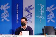 محمد برادران در نشست خبری فیلم سینمایی«منصور»