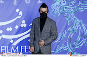 امیررضا رنجبران در هفتمین روز سی و نهمین جشنواره فیلم فجر