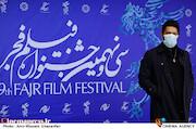 حامد بهداد در هفتمین روز سی و نهمین جشنواره فیلم فجر
