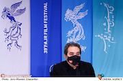 میرولی الله مدنی در نشست خبری فیلم سینمایی«گیجگاه»
