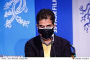 عادل تبریزی در نشست خبری فیلم سینمایی«گیجگاه»