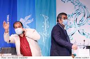 نشست اعلام نامزدهای سی و نهمین جشنواره فیلم فجر
