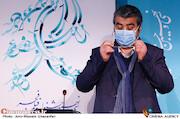 محمدمهدی طباطبایی نژاد در نشست اعلام نامزدهای سی و نهمین جشنواره فیلم فجر