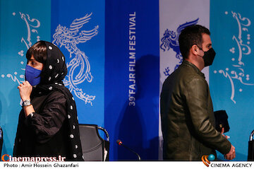 عکس / نشست خبری فیلم سینمایی«تیتی»