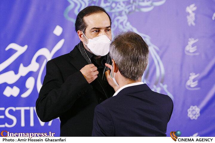 حاشیه فیلم فجر-حسین انتظامی