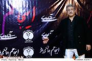 نادر طریقت در اکران خصوصی فیلم سینمایی«اینجا هم باران میبارد»