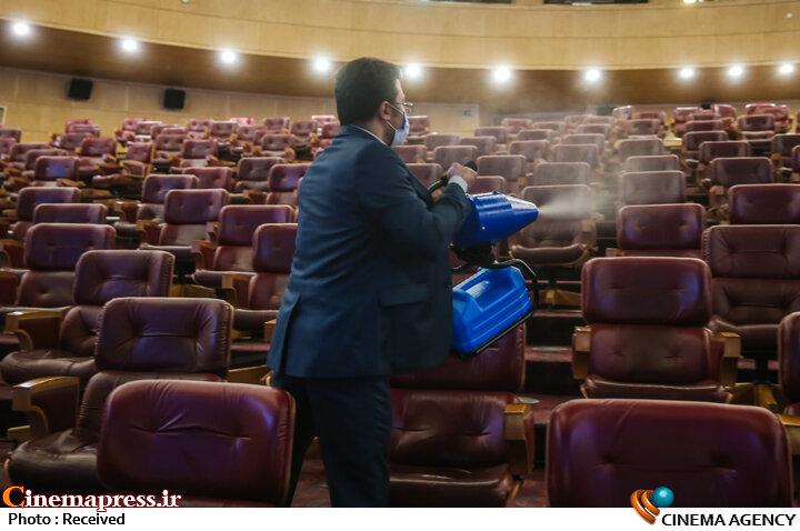 جشنواره فیلم فجر؛ کرونا