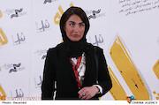 سارا امیری در مراسم اکران خصوصی فیلم سینمایی «لاله»