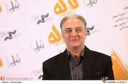 ایرج نوذری در مراسم اکران خصوصی فیلم سینمایی «لاله»