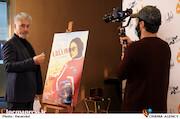 محمد صادقی در مراسم اکران خصوصی فیلم سینمایی «لاله»