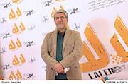 محمد حمیدیمقدم در مراسم اکران خصوصی فیلم سینمایی «لاله»