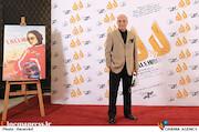 اسدالله نیک نژاد در مراسم اکران خصوصی فیلم سینمایی «لاله»