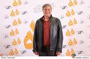 علی سرتیپی در مراسم اکران خصوصی فیلم سینمایی «لاله»