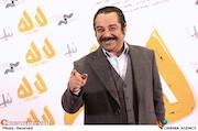 سام قریبیان در مراسم اکران خصوصی فیلم سینمایی «لاله»