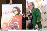 امیرحسین قهرایی در مراسم اکران خصوصی فیلم سینمایی «لاله»
