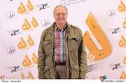 محمدعلی نجفی در مراسم اکران خصوصی فیلم سینمایی «لاله»