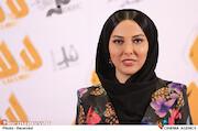 لیلا اوتادی در مراسم اکران خصوصی فیلم سینمایی «لاله»