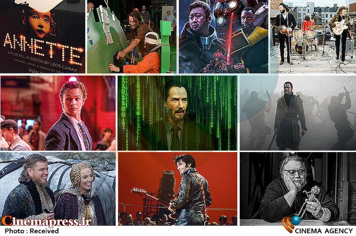 مهمترین فیلم های سال ۲۰۲۱ - بخش دوم