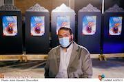 محمدمهدی دادمان در مراسم اختتامیه «هفته هنر انقلاب اسلامی»