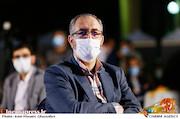 محسن مؤمنی شریف در مراسم اختتامیه «هفته هنر انقلاب اسلامی»