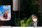 سیدمسعود شجاعی طباطبایی در مراسم اختتامیه «هفته هنر انقلاب اسلامی»