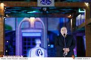افشین علا در مراسم اختتامیه «هفته هنر انقلاب اسلامی»