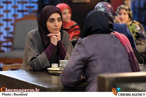 مهشید جوادی در سریال «بچه مهندس۴»