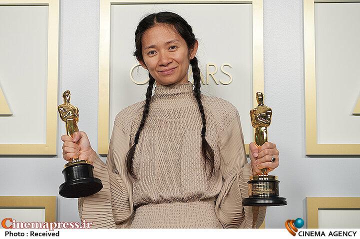 عکس / مراسم جایزه اسکار ۲۰۲۱