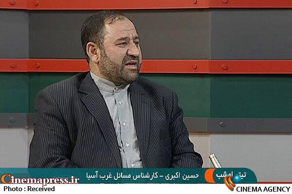 حسین اکبری معاون فرهنگی نیروی قدس سپاه