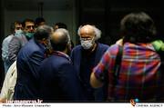 کیانوش عیاری در نخستین روز سی و هشتمین جشنواره جهانی فیلم فجر