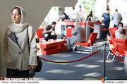 سهیلا گلستانی در دومین روز سی و هشتمین جشنواره جهانی فیلم فجر