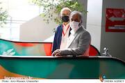 محمدمهدی عسگرپور و رضا میرکریمی در دومین روز سی و هشتمین جشنواره جهانی فیلم فجر