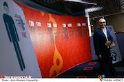 حمید فرخ نژاد در سومین روز سی و هشتمین جشنواره جهانی فیلم فجر